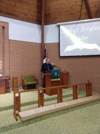 Dave Saunders Liturgist